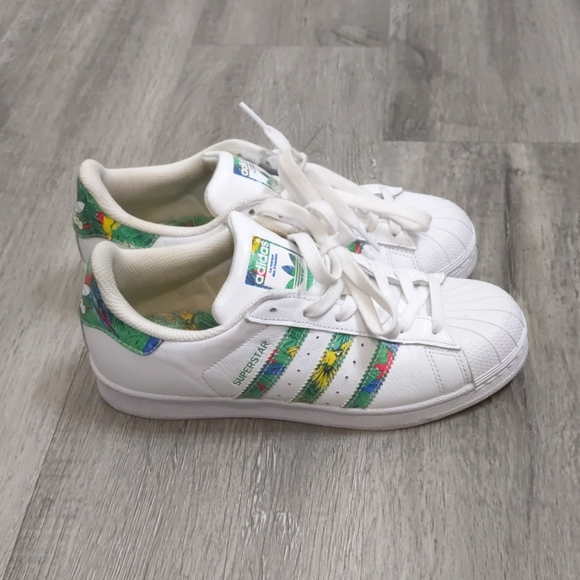 Adidas Superstar Aloha Sneakers